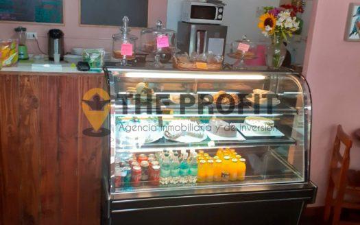 vendo derecho a llave de fuente de soda y cafetería en Providencia